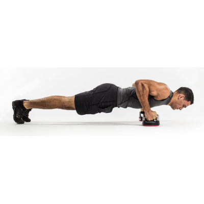 Perfect Fitness Perfect Pushup Elite Fitness Handles Rotating V2 for sale online